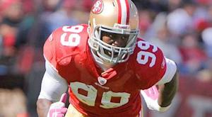 49ers' Harbaugh expects Smith to be ready for opener