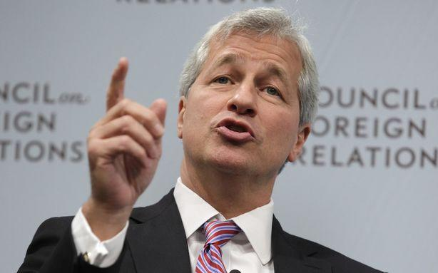 Jamie Dimon Plays to Both Sides of the Aisle