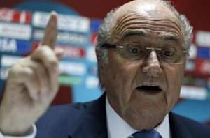 Blatter ready to stand for fifth term as FIFA president