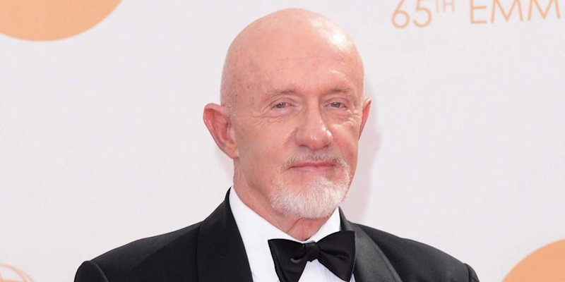 Jonathan Banks attends the Emmy Awards.