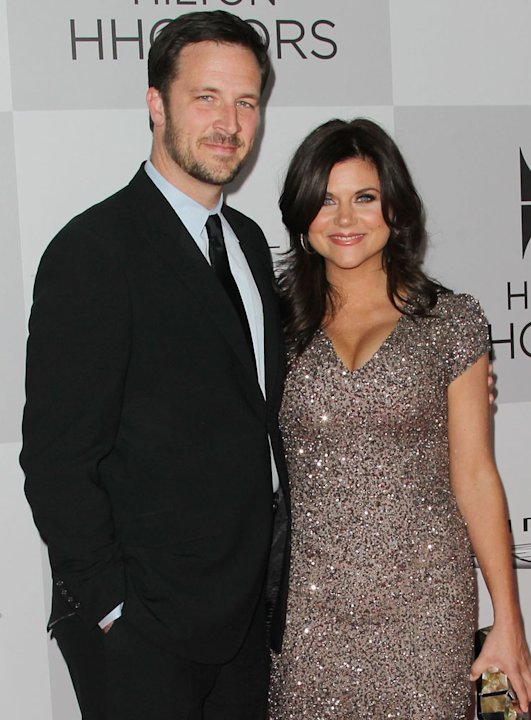 Tiffani Thiessen (husband …