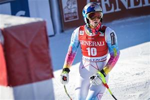 Alpine Skiing: FIS World Cup-Women's Downhill Training