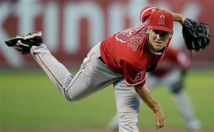 Greinke sharp in Angels' 6-1 win over Athletics