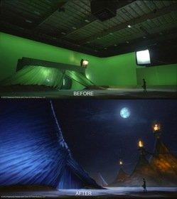 Evil Eye Pictures Creates 3D VFX Artistry for Cirque Du Soleil Worlds Away Presented by James Cameron & Paramount Pictures