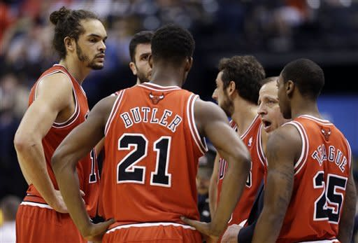 Pacers hold off late Bulls rally for 97-92 win