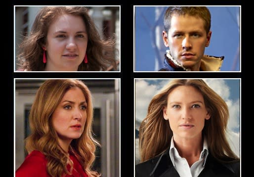 Matt's Inside Line: Scoop on Girls, Fringe, Suits, Once Upon a Time, Diva, Rizzoli & Isles and More