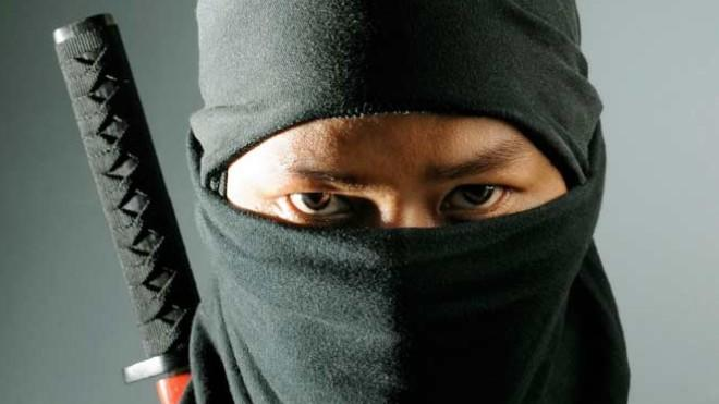Notoriously stealth, ninjas the world over are suddenly coming clean as social media nerds.