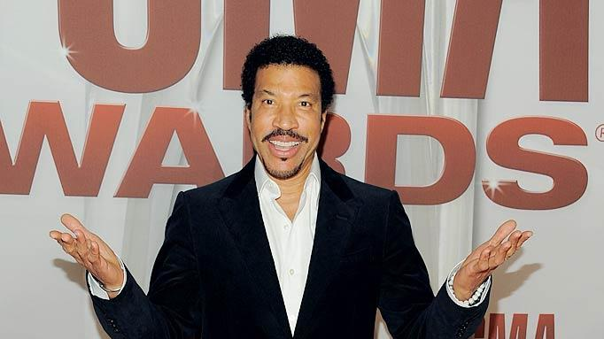 Lionel Richie CMA Awards
