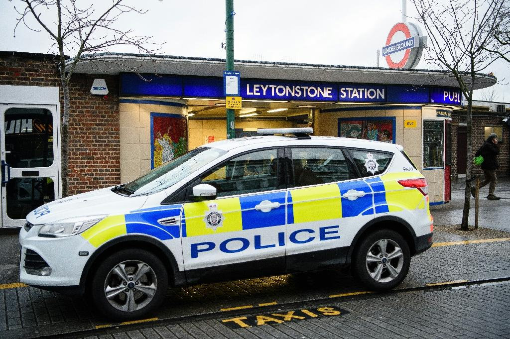 Knife attack at London Underground