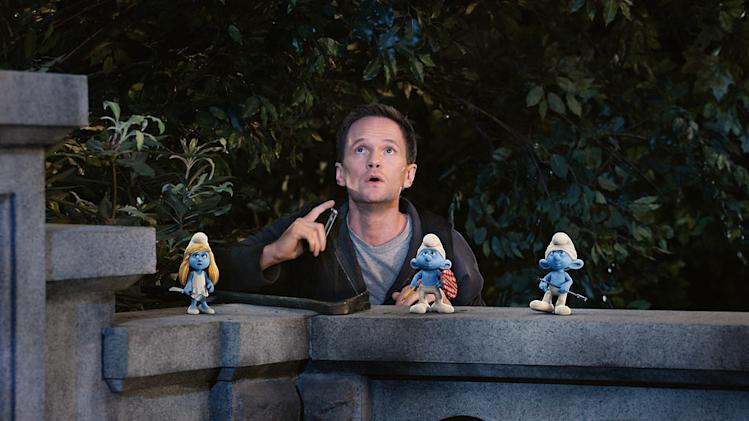 The Smurfs 2011 Columbia Pictures Neal Patrick Harris
