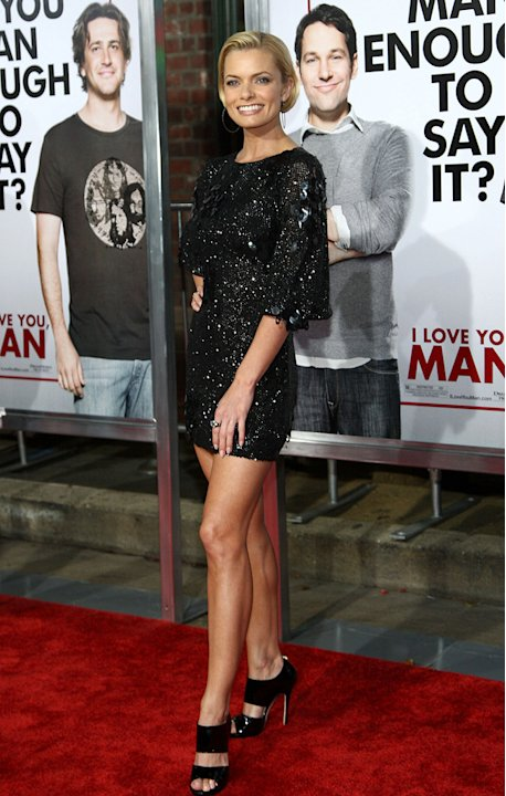I Love You Man LA Premiere 2009 Jaime Pressly