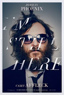 Poster of I'm Still Here: The Lost Year of Joaquin Phoenix