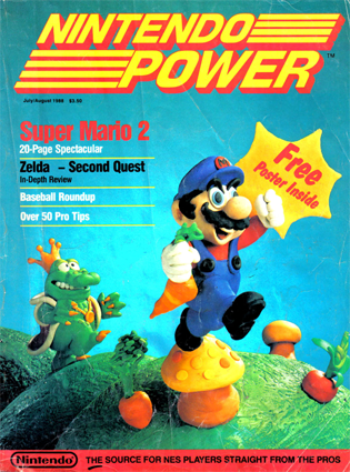 RIP Nintendo Power: Magazine Shutting Down After 24 Years [REPORT]