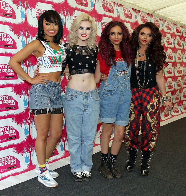 Little Mix at Party in the Park