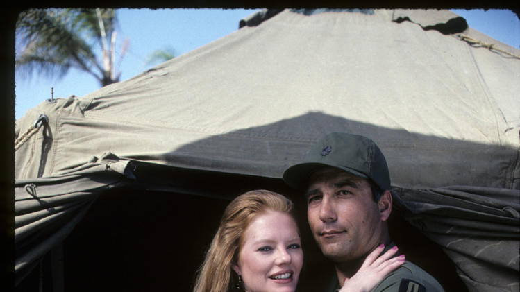 """China Beach"" MARG HELGENBERGER;KEN WRIGHT"