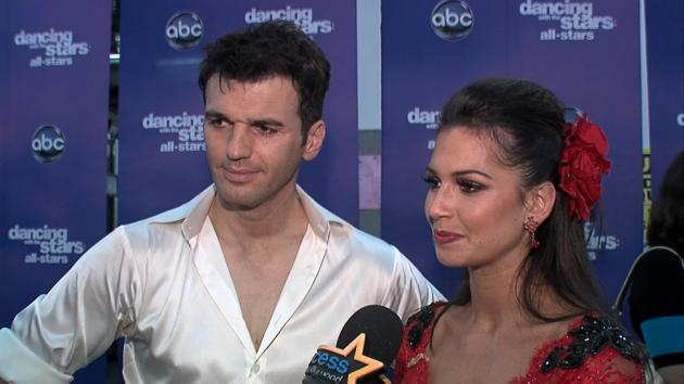 Melissa Rycroft & Tony Dovolani's 'Emotional' Week - Dancing With The Stars: All-Stars  -- Access Hollywood