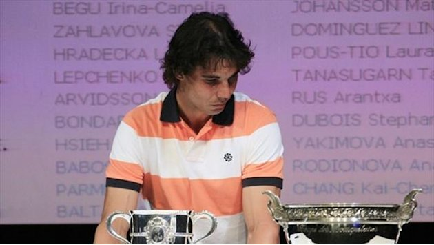 Rafa Nadal tendr que permanecer 15 das en reposo