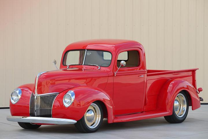 This Ford Pickup Took Home $374,000 at Barrett-Jackson
