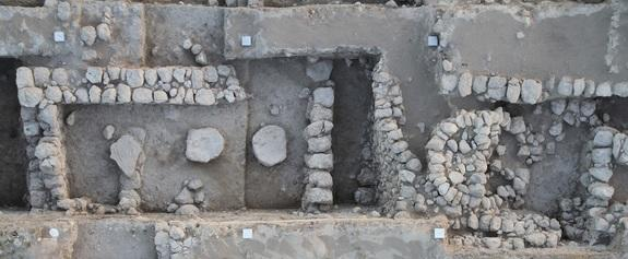 Conflict-Scarred Temple Uncovered Near Jerusalem