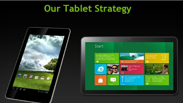 NVIDIA's Kai strategy aims to make $199 quad-core Android tablets a reality