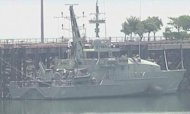 Australian Navy Base Raid: Man Held