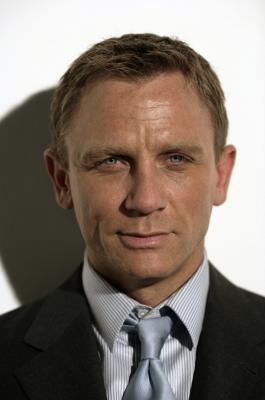"Daniel Craig in his cast shot for ""The Girl with the Dragon Tattoo,"" 2010 -- Sony Pictures"