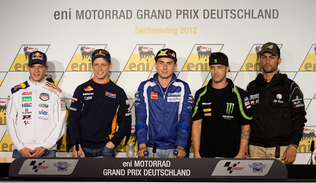 MotoGp of Germany - Previews