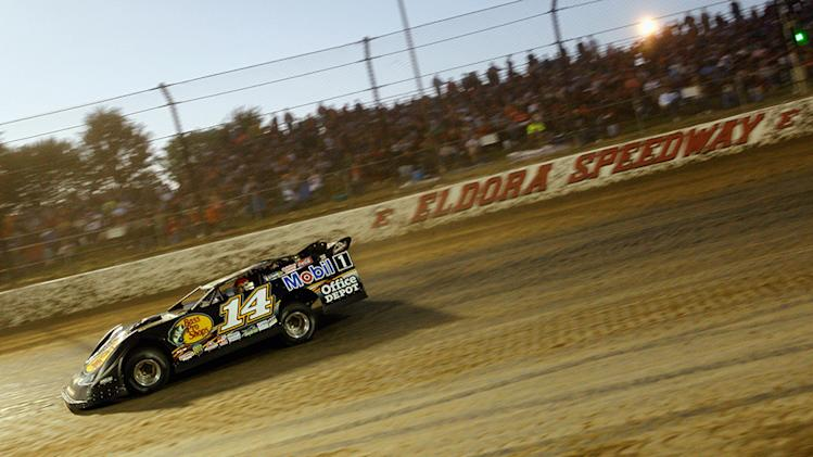 Track conditions may decide who wins Eldora