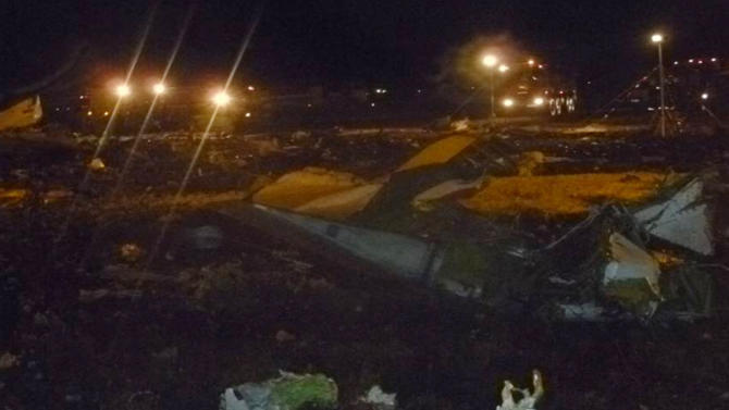Boeing plane crashes in Russia, 50 on board killed
