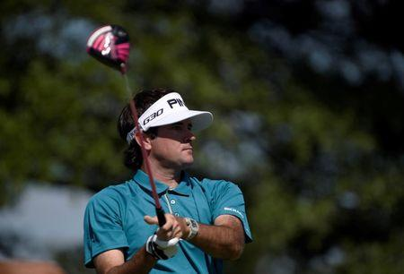 Watson takes one-shot 36-hole lead at The Barclays