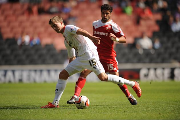 Soccer - Sky Bet Football League One - Milton Keynes Dons v Swindon Town - Stadium:MK