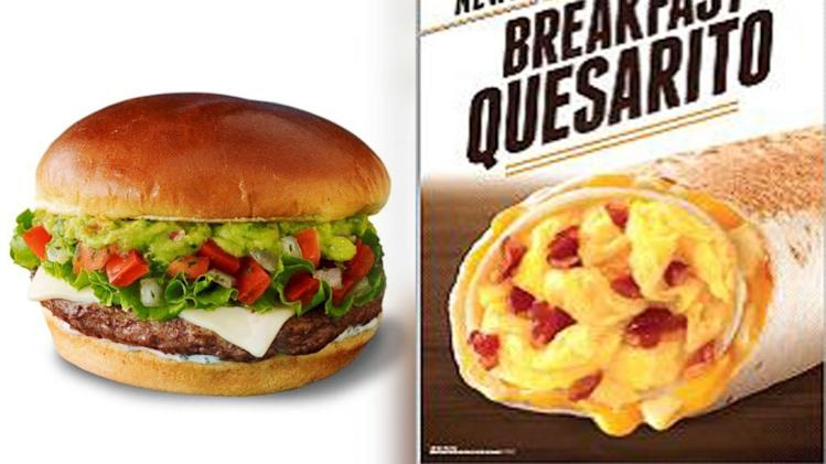 Guacamole Burger and Breakfast Quesarito Could Be Coming to a Chain ...