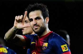 Van Persie would welcome Fabregas signing