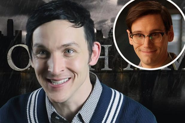 'Gotham's' Robin Lord Taylor Teases Penguin and Riddler's First Meeting (Video)