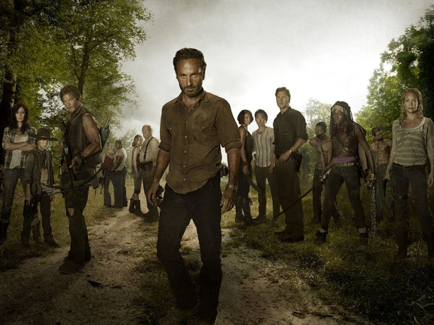 The Walking Dead (AMC, 2/&nbsp;&hellip;