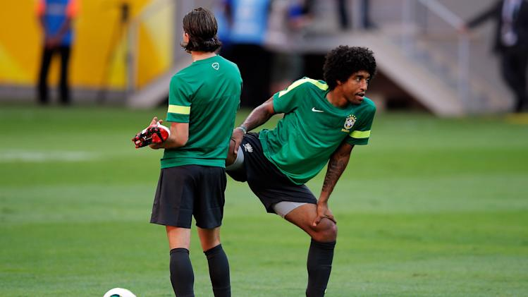 Brazil Training Session