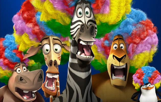 Madagascar 3: Europe's Most Wanted 630