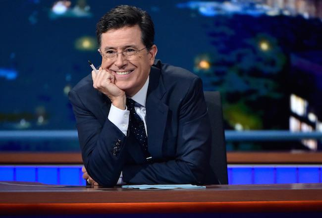 Stephen Colbert Is Caught Between Himself And 'Stephen Colbert'