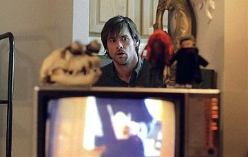 Jim Carrey as Joel in Focus' Eternal Sunshine of the Spotless Mind