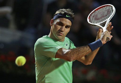 Federer, Nadal to renew rivalry in Rome final