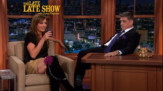 Craig Ferguson - Jewelry On Our Legs
