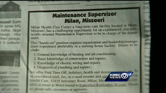 Job applicant spots online scam in hiring process