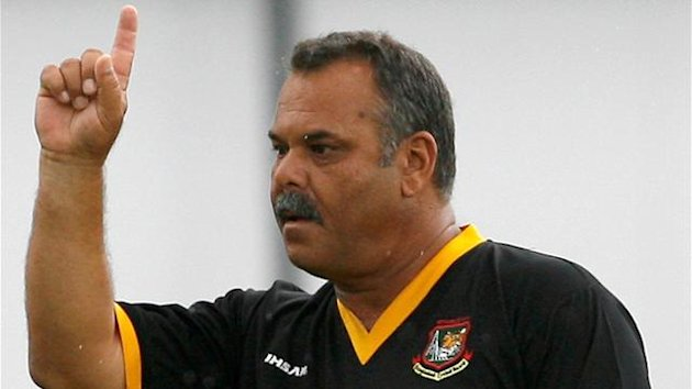 Cricket coach Dav Whatmore