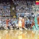 UNC vs. Texas Game Highlights