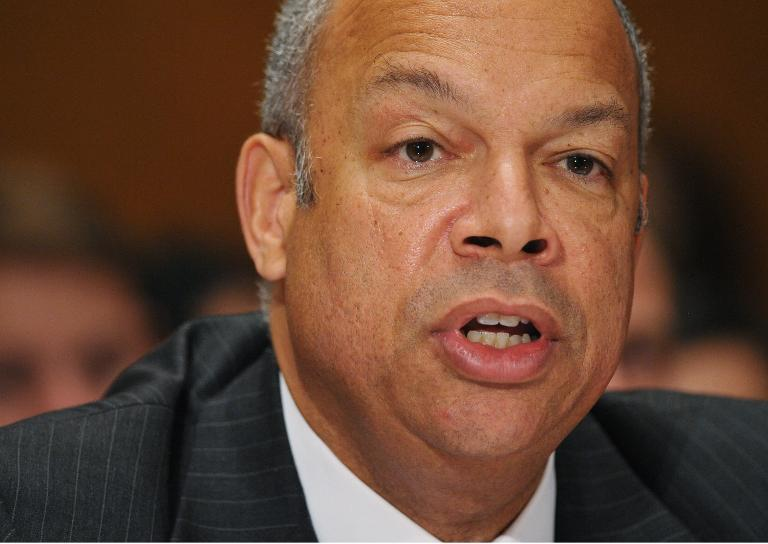 Jeh Johnson confirmed as new US Homeland Security chief