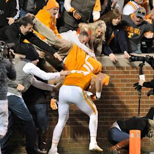 What Happens When Vols' Fans Celebrate Too Much...