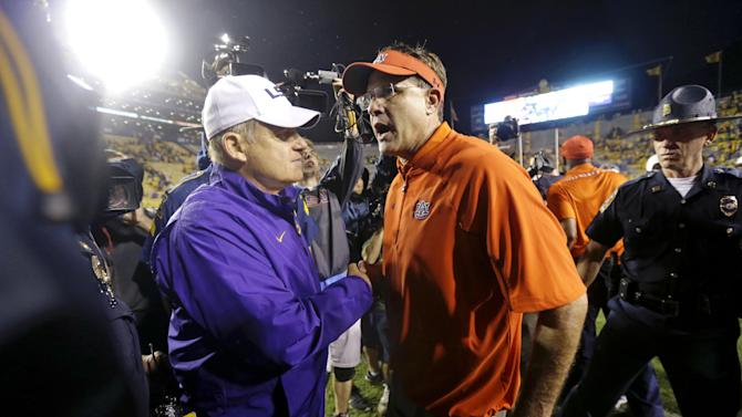 SEC defenses knocked on their heels, backpedaling