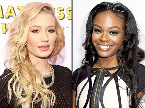 Iggy Azalea, Azealia Banks Feud Rages On as T.I., Q-Tip Weigh In