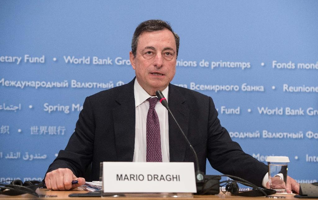 ECB chief calls for government reforms now, delays 'dangerous'