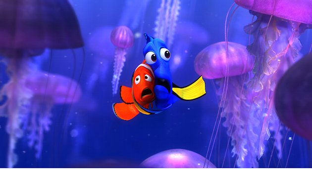 Finding Nemo Production Stills 2003 Walt Disney Pixar